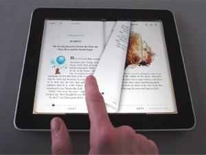 Какие форматы для книг можно применять для iPad