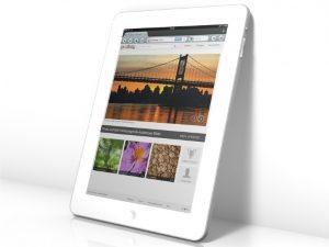 Как быстро закачать фотографии на iPad