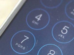 Что делать, если забыли пароль на iPad