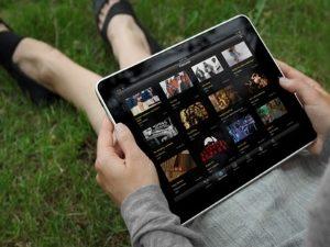 Какие форматы для фильмов поддерживает iPad