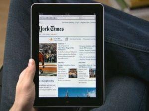 Если заблокировали Safari на iPad