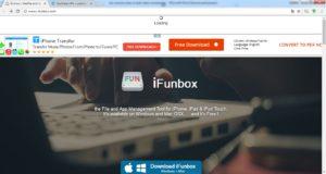 Файловый менеджер iFunBox
