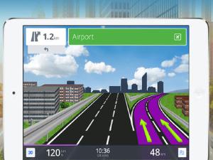 Лучшие навигаторы для iPad без интернета