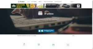 Скачивание утилиты iFunBox