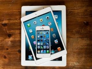 Синхронизация iPad с iPhone