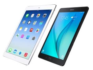 Выбор Samsung или iPad
