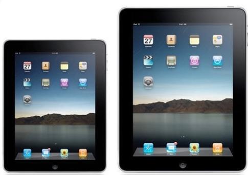 iPad mini и iPad 4-го поколения фото