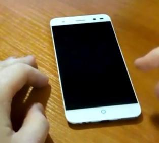 Выключенный смартфон